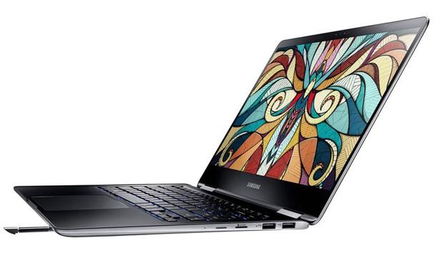 Computex 2017. Ноутбуки-перевертыши Самсунг Notebook 9 Pro состилусом SPen