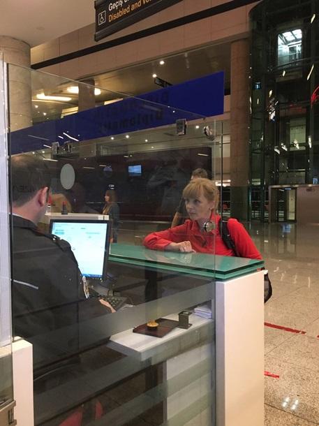 Первые украинцы с ID-картами въехали в Турцию