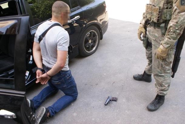 ВЗапорожье бывшие милиционеры занимались грабежом