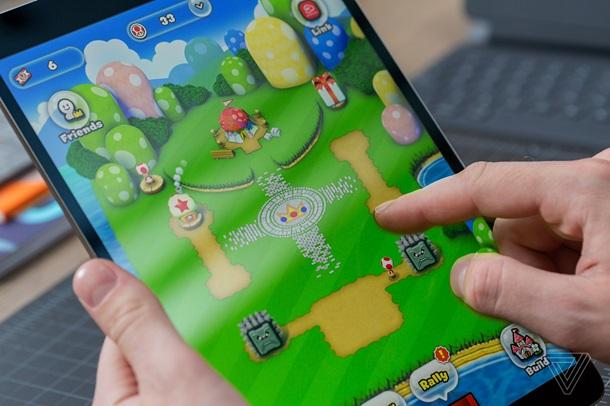 Исследование: iPad Pro опередил помощности MacBook Pro