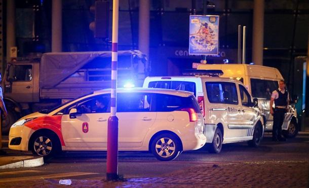 Неизвестный устроил взрыв на вокзале в Брюсселе