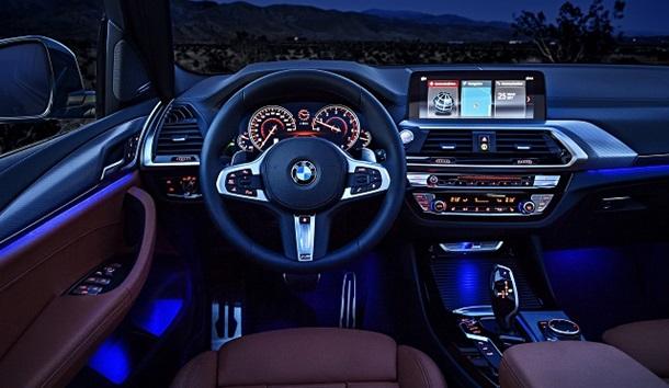 BMW представила нове покоління кросовера X3