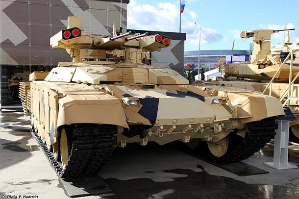 NI: Росія відправила танк