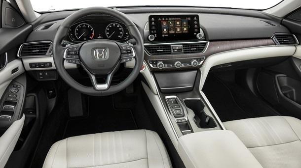 Honda показала новий седан Accord