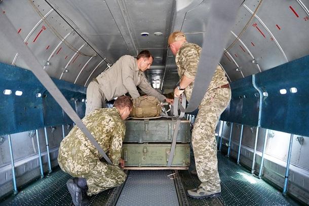 Генштаб показал учения десантников