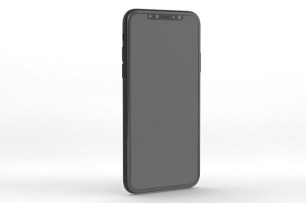 У Мережі показали фінальний дизайн iPhone 8 - ЗМІ