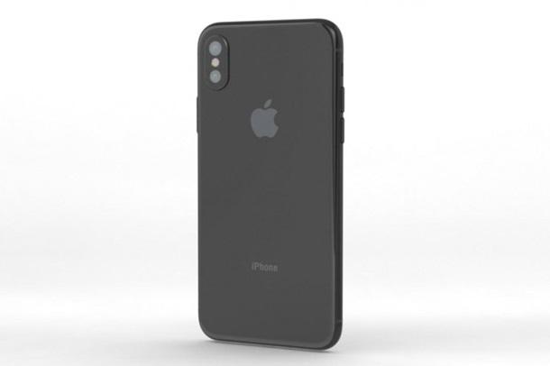 В Сети показали финальный дизайн iPhone 8 — СМИ