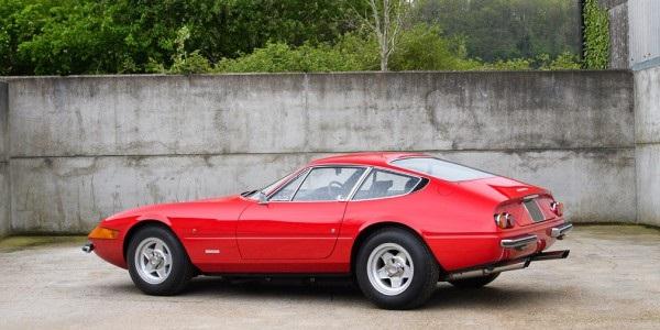 Ferrari Елтона Джона пустять з молотка