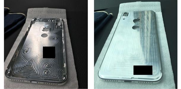 Заднюю панель iPhone 8 показали на живых фото