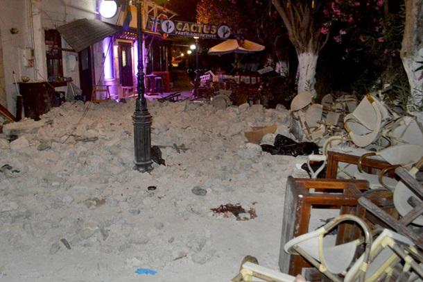 Потрясло курорти. Землетрус у Туреччині та Греції