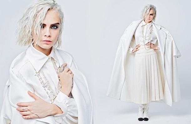 Донька Деппа знялася в сміливій фотосесії для Chanel
