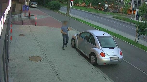 В Польше пьяный россиянин разбил почти 40 авто
