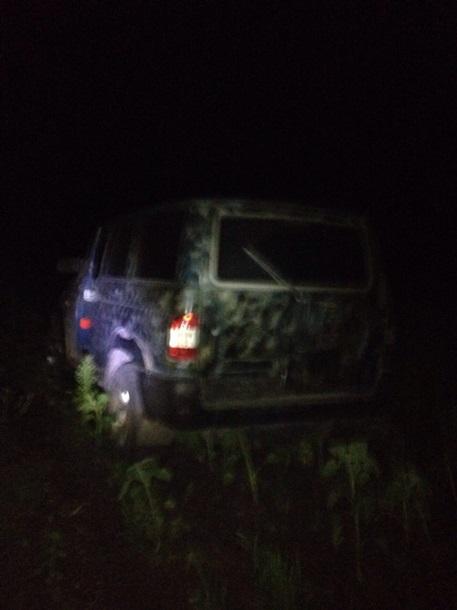 Харьковские пограничники поймали 13 украинцев в 30 метрах от границы РФ