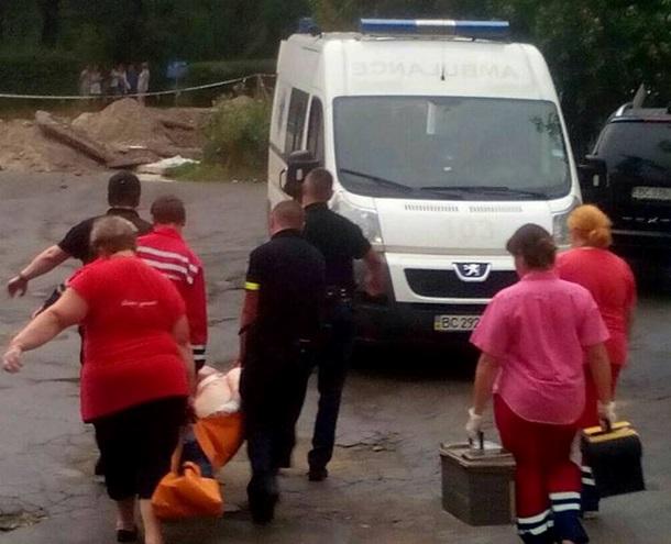 Вольвовской психбольнице больной захватил заложника