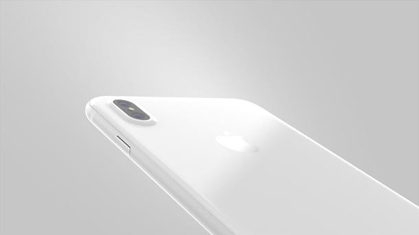 iPhone 8: с появились качественные рендеры флагмана