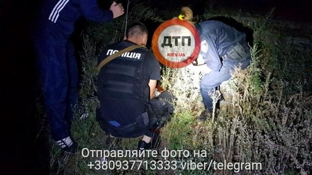 ВКиеве обстреляли автомобиль ипохитили человека