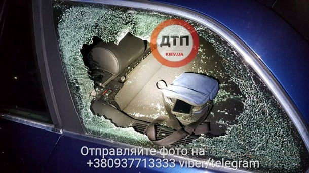 ВКиеве обстреляли авто ипохитили мужчину: в милиции  поведали  подробности