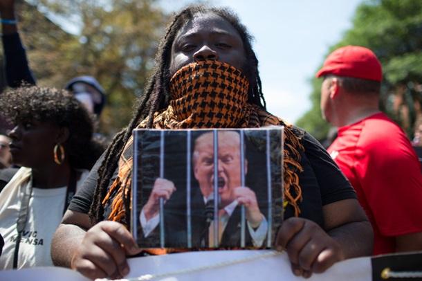 ВБостоне проходят акции правых активистов иихпротивников