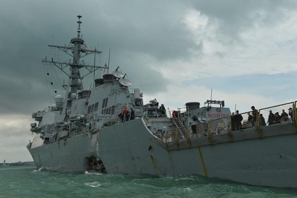 ВМС США призупинять операції повсьому світу
