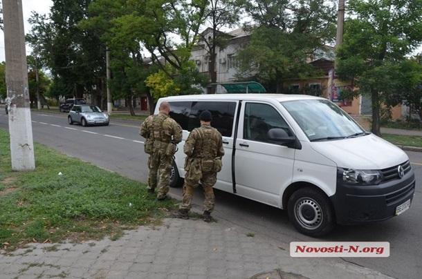 СМИ: В Николаеве проходят массовые обыски