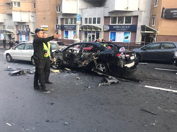 Картинки по запросу Взрыв авто с жертвами на Бессарабке в Киеве