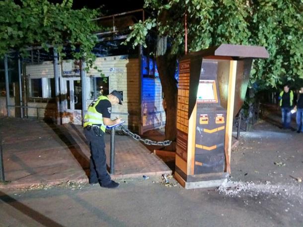 В Одесі вибухнула граната: є поранені