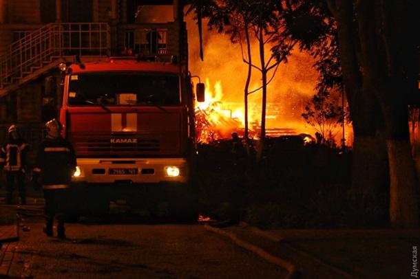 Двоє дітей загинули під час пожежі вдитячому таборі (оновлено) 12
