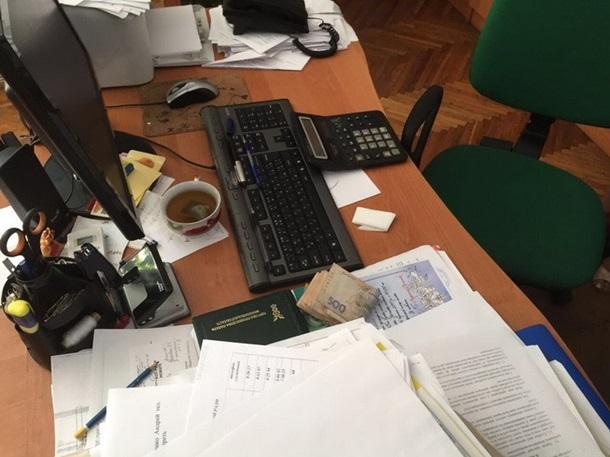 НаНиколаевщине заместитель главы города «погорела» навзятке