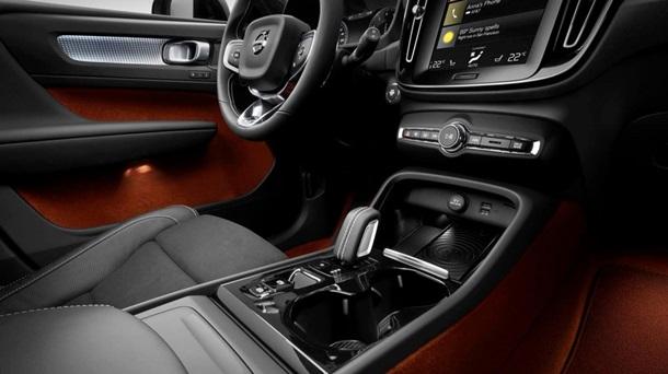Вольво представила новый компактный кроссовер XC40