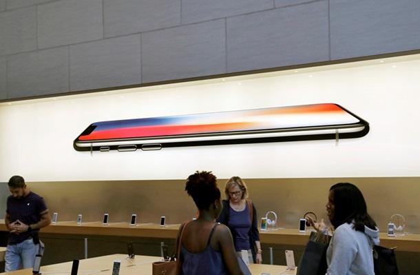 Apple iPhone Xраскупили в РФ  всего за пару минут
