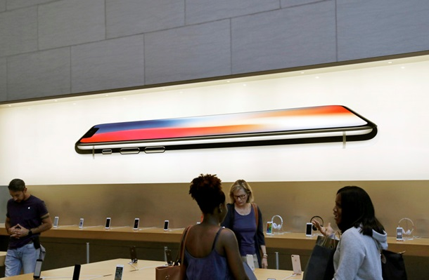 Стартовал предзаказ iPhone X