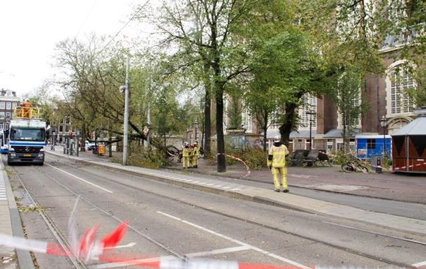 В Германии жертвами шторма стали восемь человек