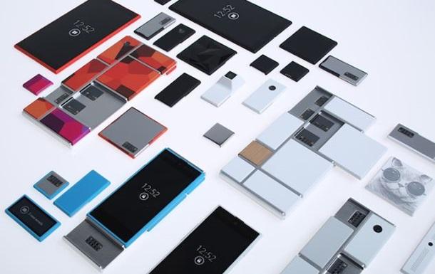 Смартфон - конструктор. Motorola предложила собирать телефоны из блоков-модулей