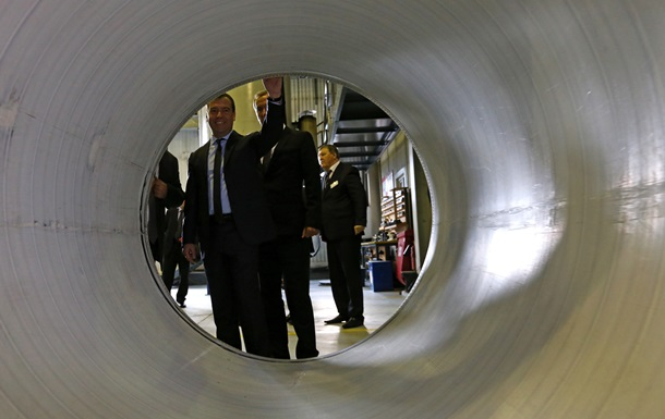 Газового коммунизма в России больше не будет - Медведев