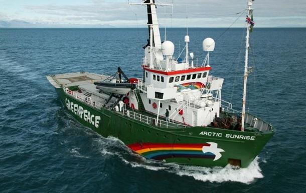Что общего у Greenpeace с американскими геями - Би-би-си