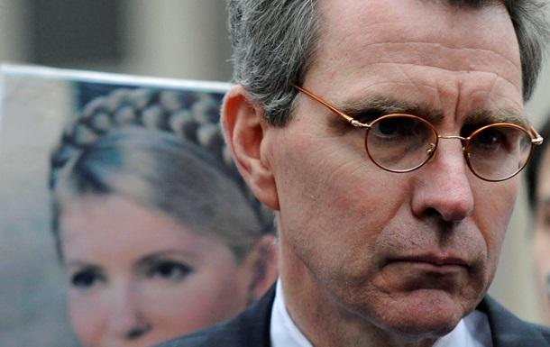 Посол США назвал Америку  другом Украины  и выразил надежду, что Тимошенко будет освобождена