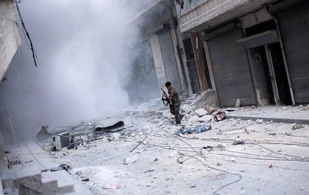 Сирийских повстанцев заподозрили в применении химоружия против курдов