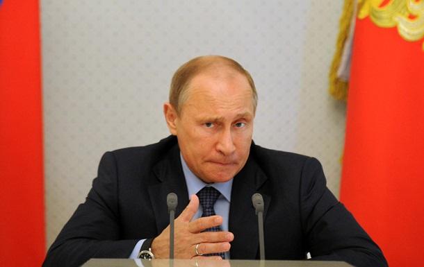 Путин уволил ряд руководителей МВД и внутренних войск