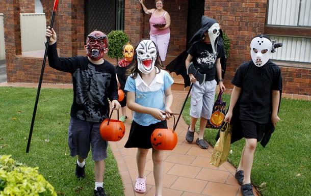 Хэллоуин в школах России