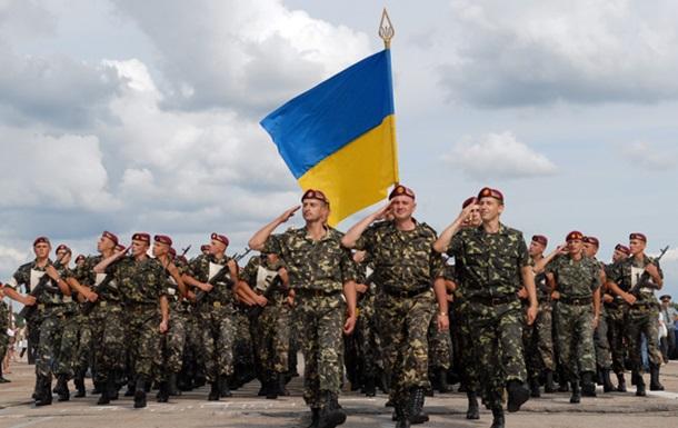 Новая военная доктрина поделит Украину по Днепру - СМИ