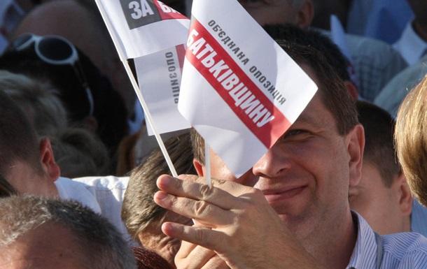 Из фракции Батьківщины в Запорожском горсовете ушла половина депутатов
