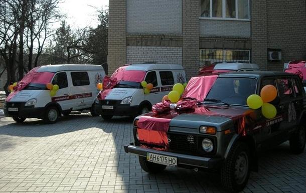 В Донецкой области более 1300 больных туберкулезом воспользовались спецтранспортом фонда Ахметова