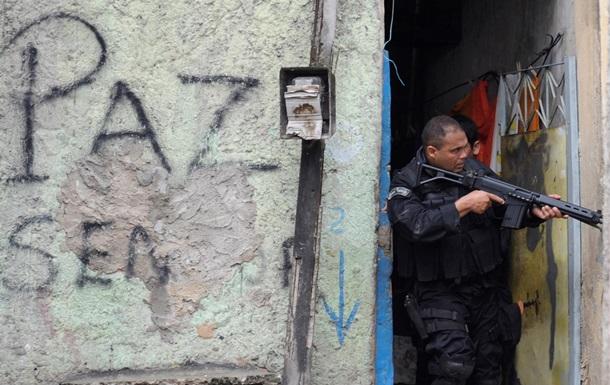В Бразилии сотруднице полиции принесли сумку с головой ее мужа