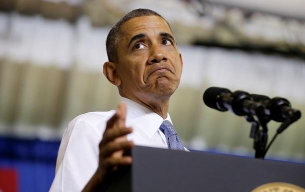 Рейтинг Обамы упал до рекордно низкого уровня - исследование Wall Street Journal и NBC