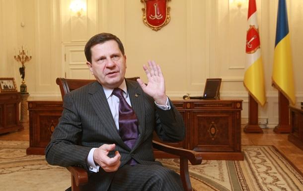 Мэр Одессы Костусев ушел в отставку