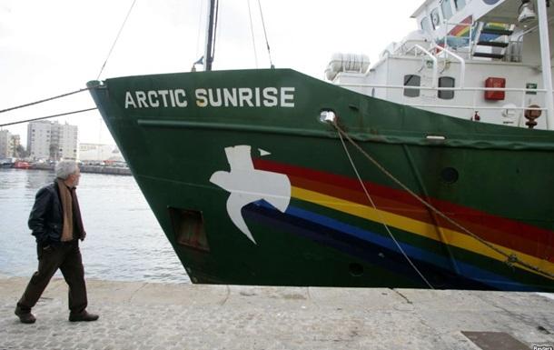 Россия и Нидерланды ведут неформальные переговоры по делу Greenpeace