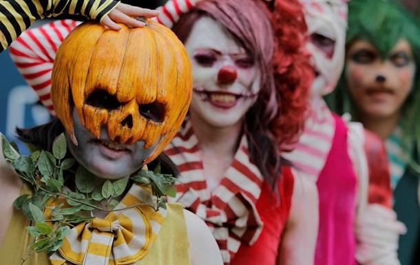 Какие мероприятия в Киеве стоит посетить на Хэллоуин