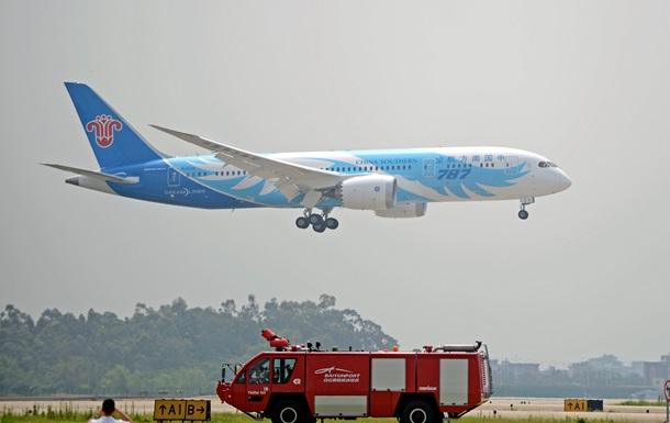 В Китае задержан лжетеррорист, сообщивший о бомбе на борту самолета