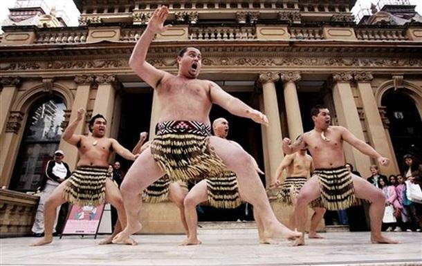 Головы маори возвращаются в Новую Зеландию