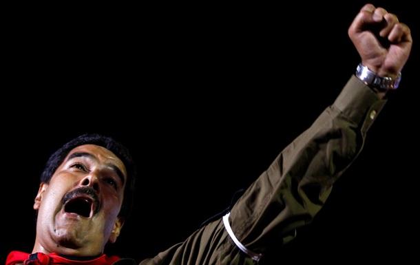 Мадуро: Уго Чавес явился рабочим метро